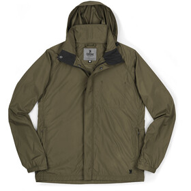 Chrome Wind Cobra Verstaubare Jacke military olive